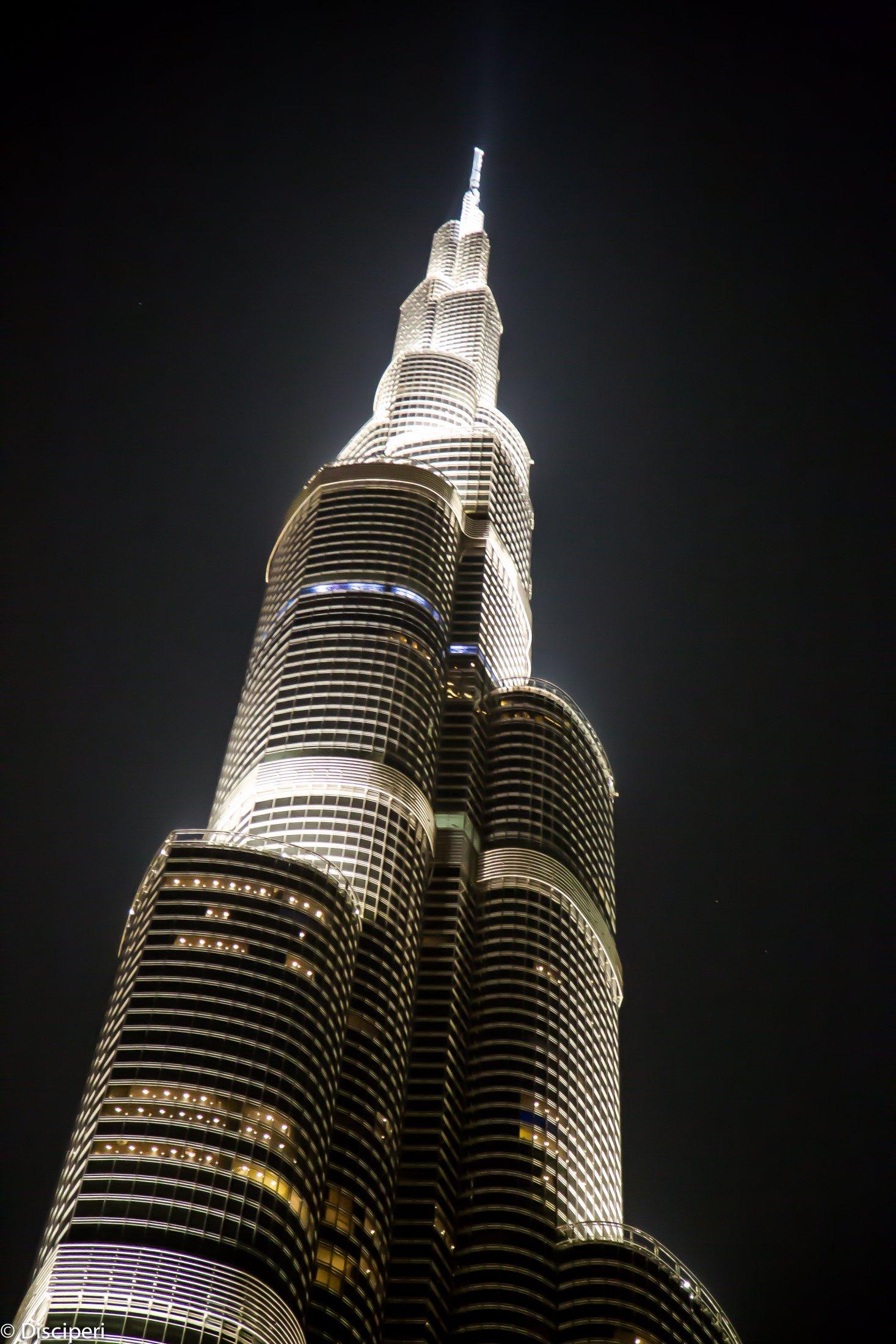 Burj Al Kalifa, Dubai, 2014