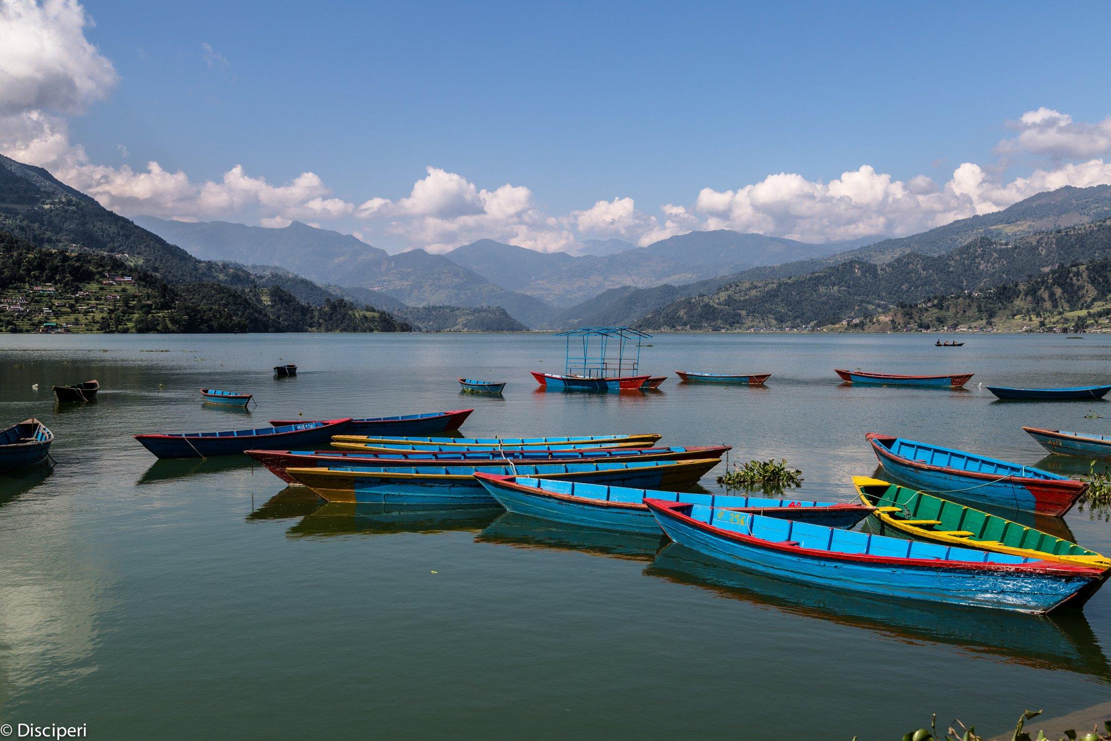 Fewa lake (Nepal)