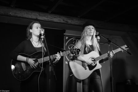 May and June, Bakeshop Emmen, 18-2-2017