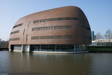 Zernike Campus, Groningen, 2017
