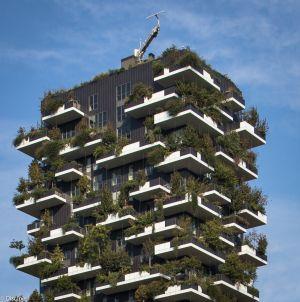balkontuinen Milaan ,2015