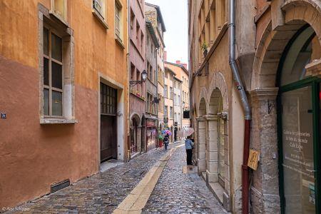 Centrum Lyon (west)