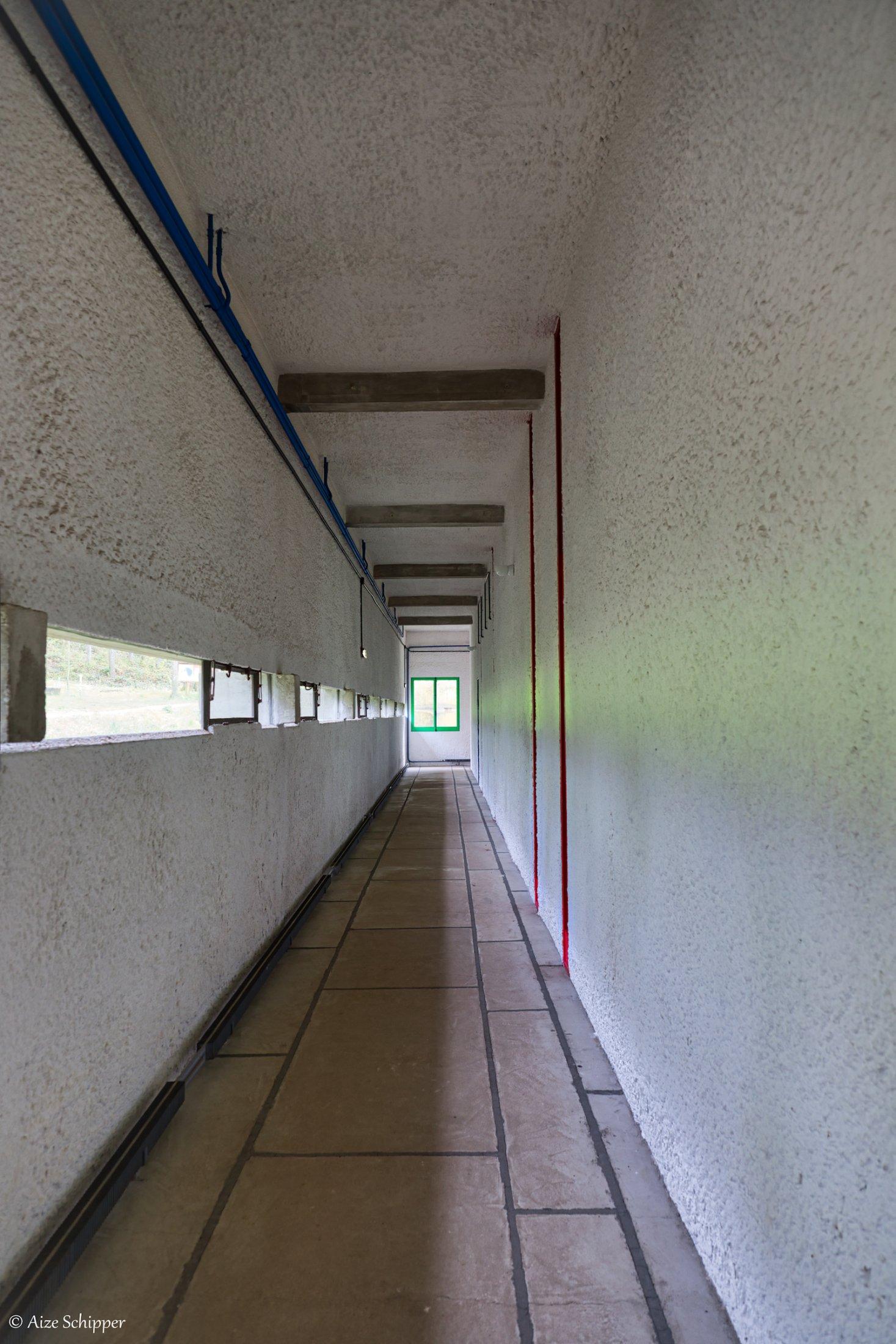 le Corbusier's la Tourette