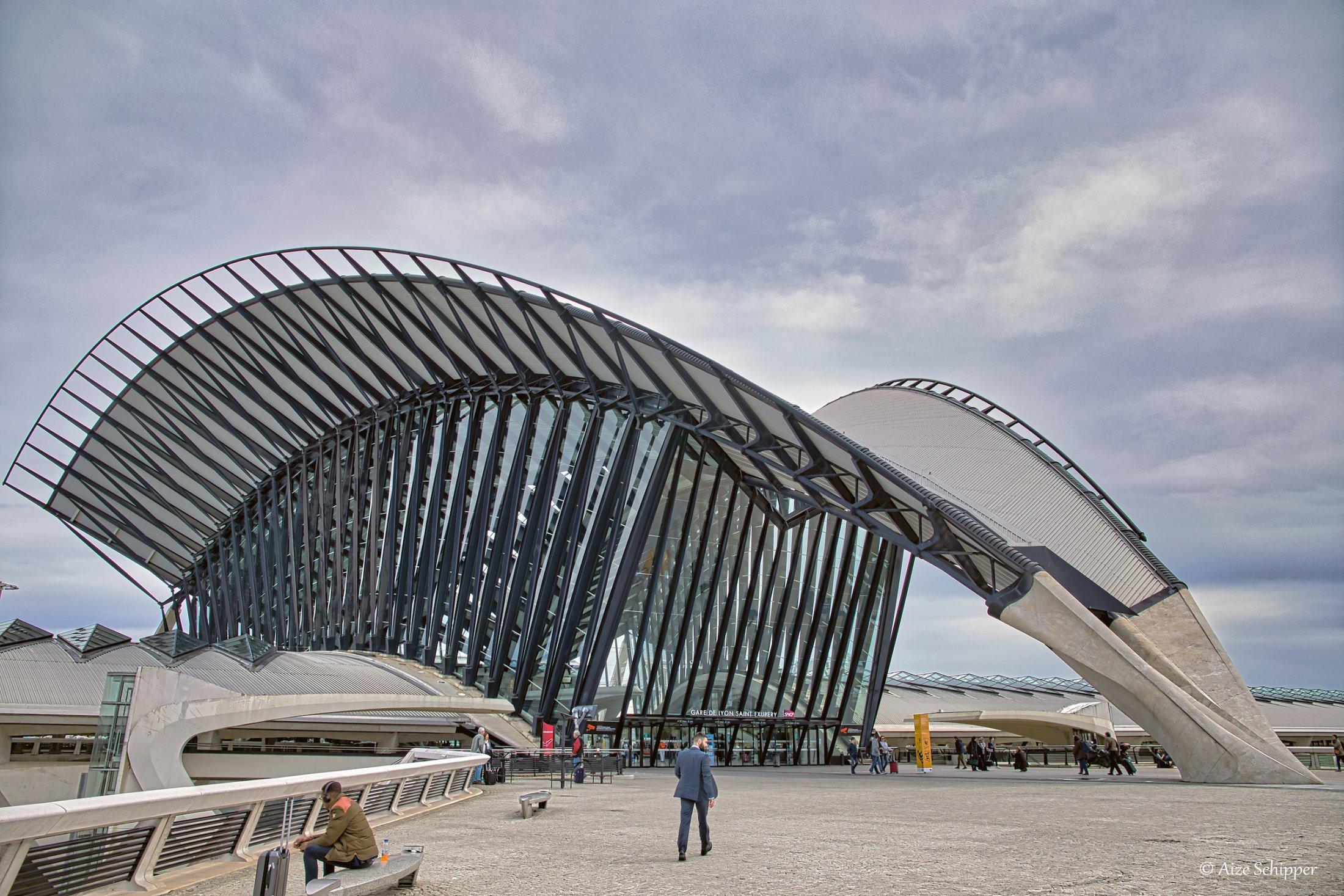 Aeroport de Lyon-Saint Exupéry (2018)